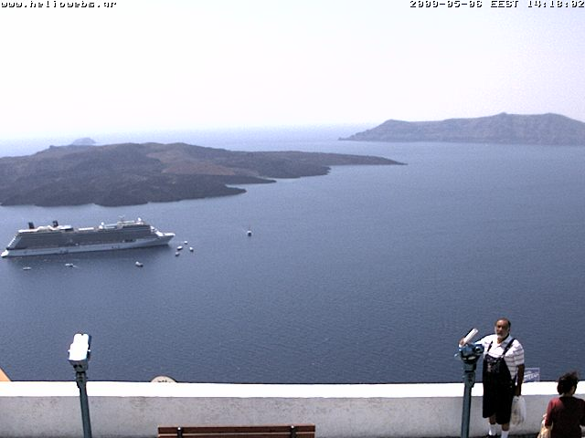 Solstice at Santorini