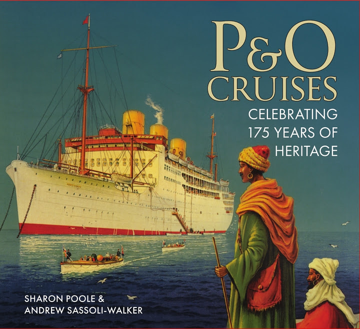 P&O 175 - front only